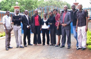 BBS family at Starehe Girls