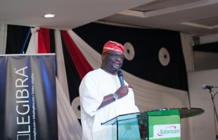 Book Launch-Dr.Wale Akinyemi