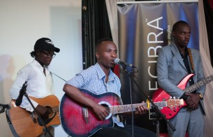 Book Launch-Mutinda with BTB band